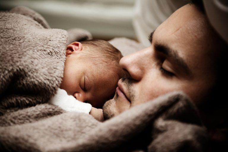 Pernottamento con il figlio neonato