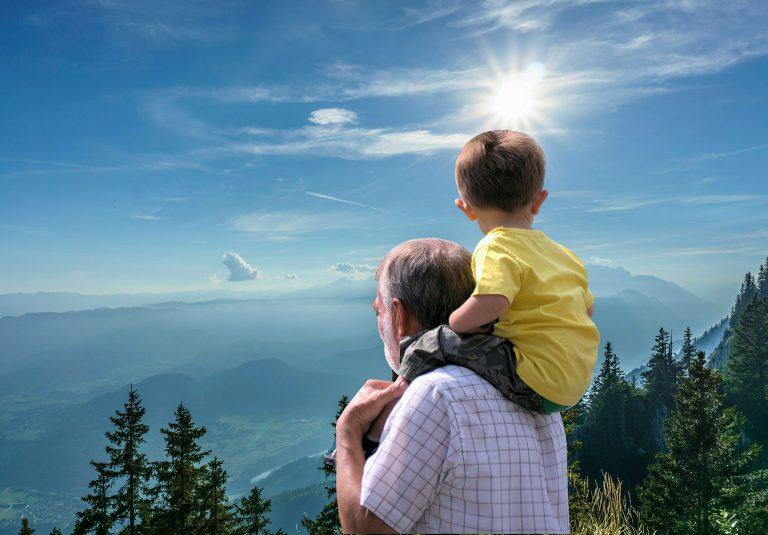 Affidamento dei figli ai nonni